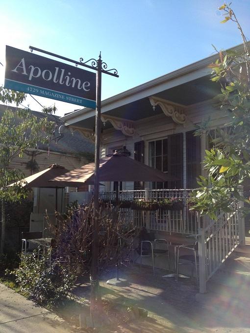 Apolline facade