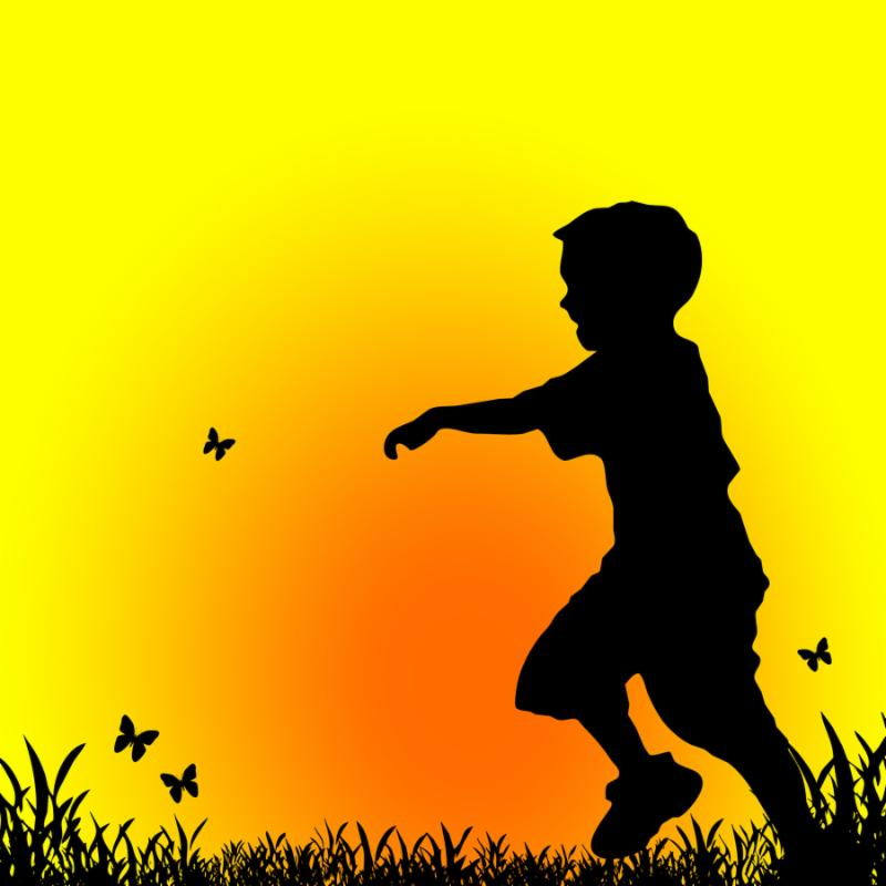 Child chasing butterfly (from tfwropestonecom)