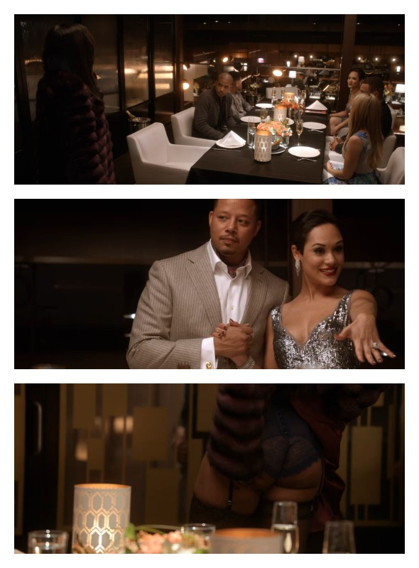 Empire engagement Collage