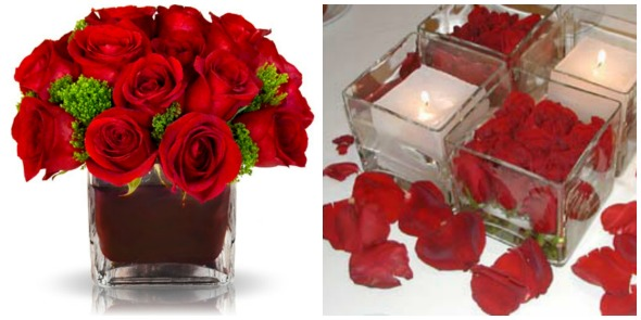 Red roses Collage 2