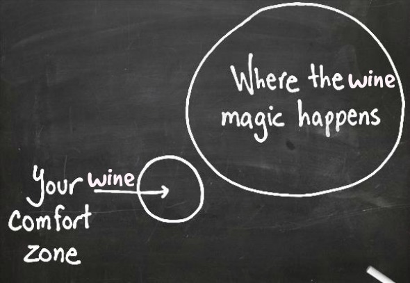 Where the wine magic happens