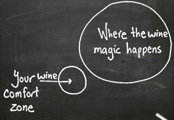 Where the wine magic happens