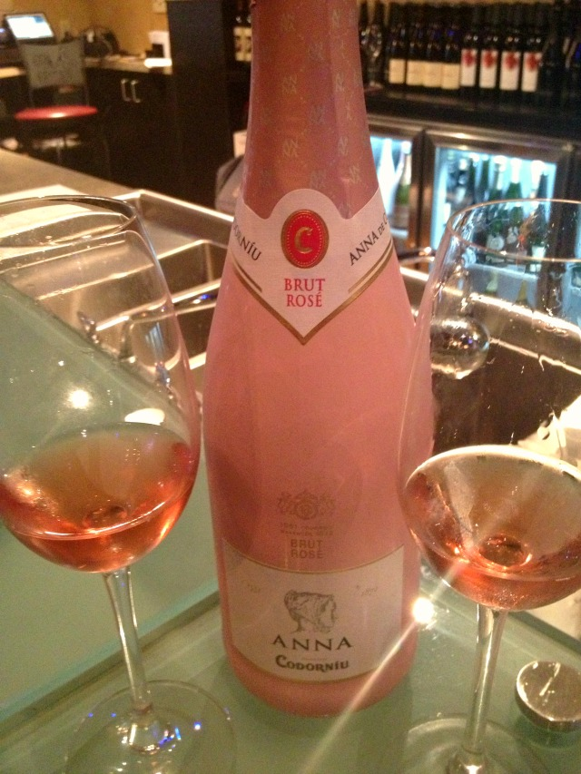 I'm in love...with a  rosé! {image © Davon D. E. Hatchett}
