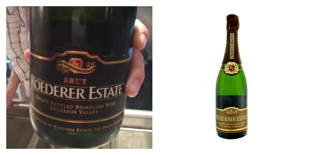 Roederer Estate Collage
