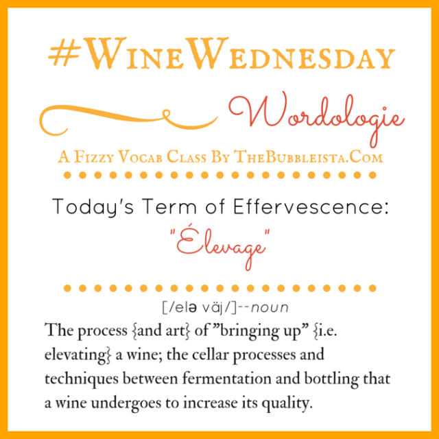 Wine Wed Word Elevage