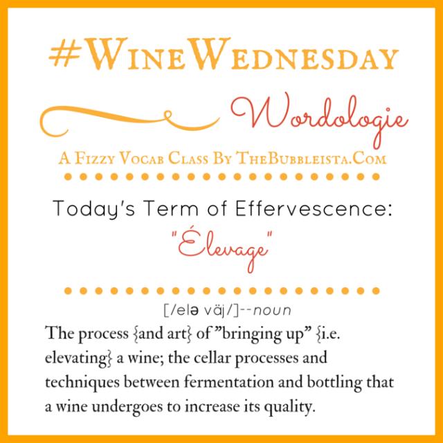 Wine Wed Word Elevage