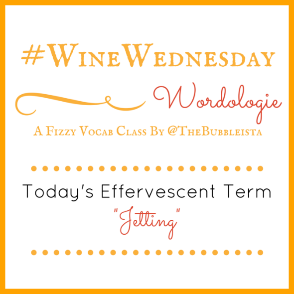 Wine Wed Word Jetting