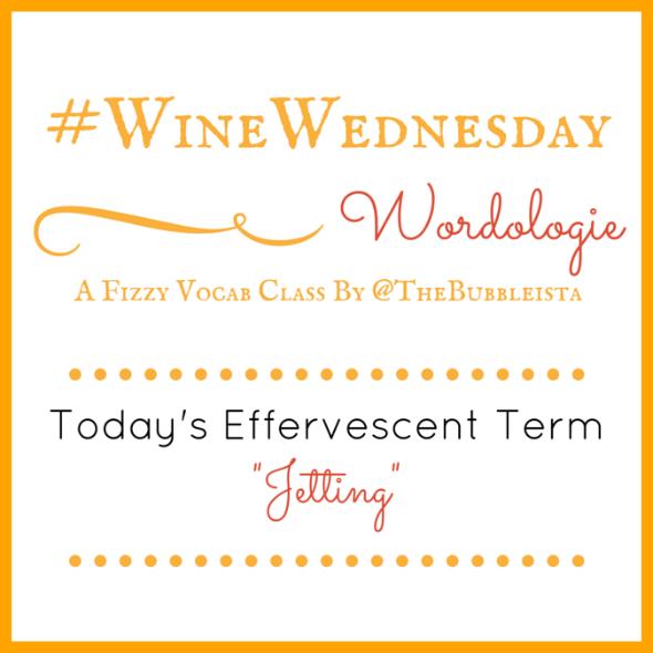 Wine Wed Word Jetting