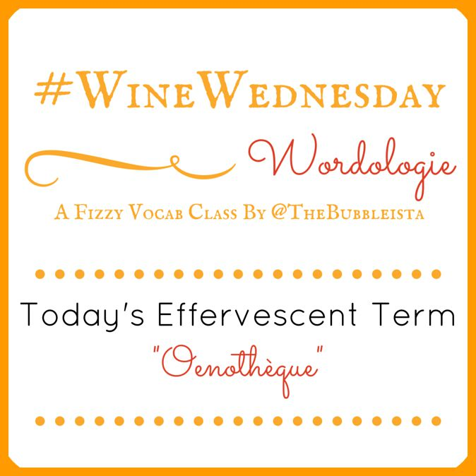 Wine Wed Word Oenotheque 1