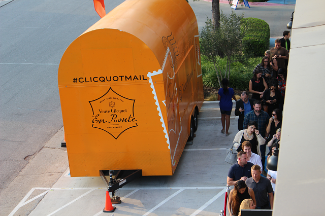 Veuve Truck and Line
