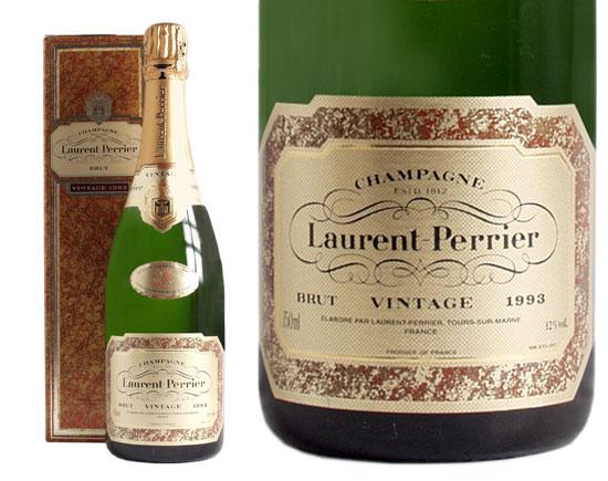 Laurent Perrier vintage champers