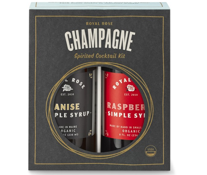 Champagne Cocktail kit WS