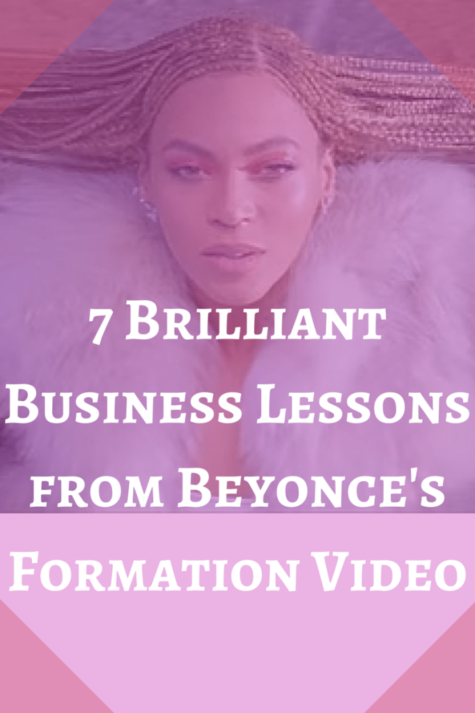 7 Brilliant Bey Business Lessons