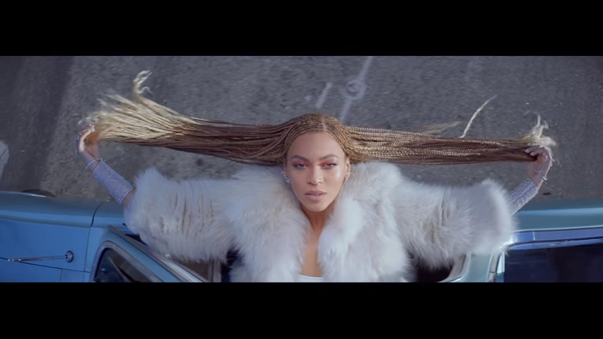 Bey Formation braids and car