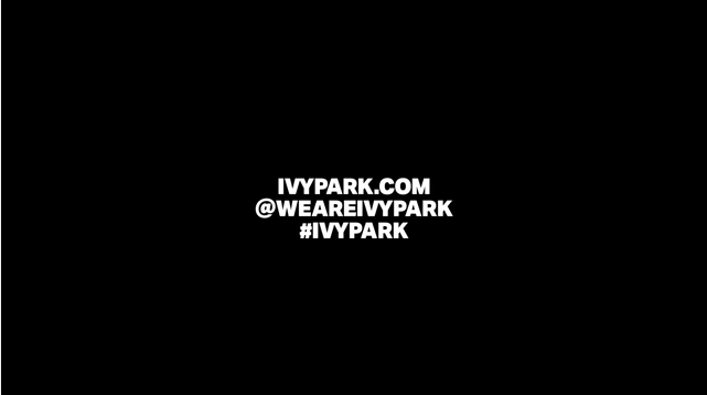 Beyonce Ivy Park Commodify