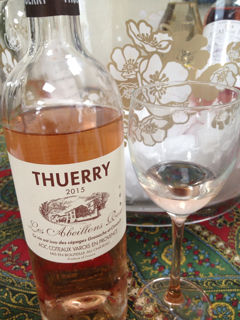 Rose Chateau Thuerry