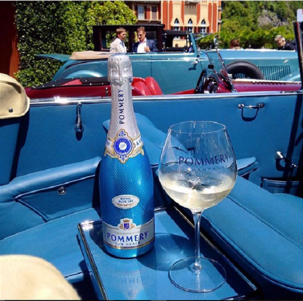 Instagram Champagne Worldwide pic Pommery