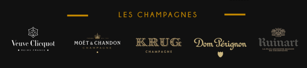 Nuit du Champ List of Champagne Partners