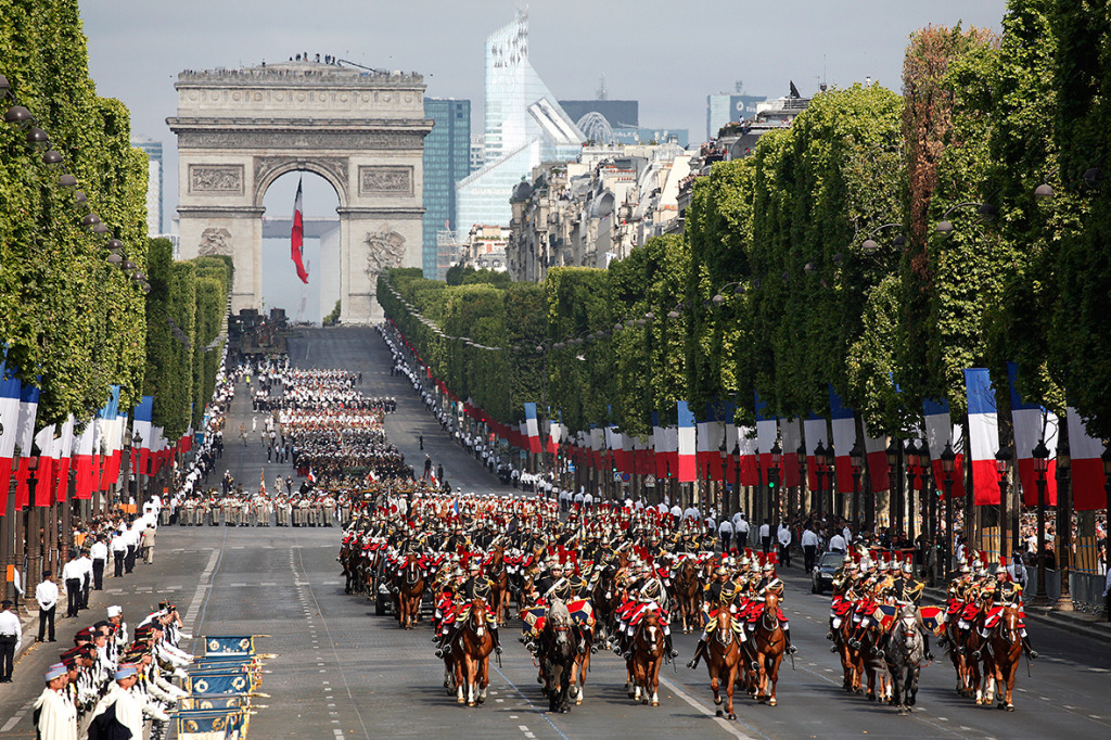 Bastille Day [parade from ibitimes.co.uk]