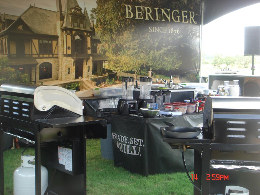 Beringer 1 (pre competition)
