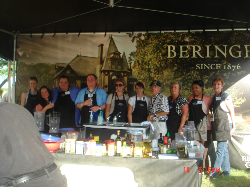 Beringer 10 (all the contestants)