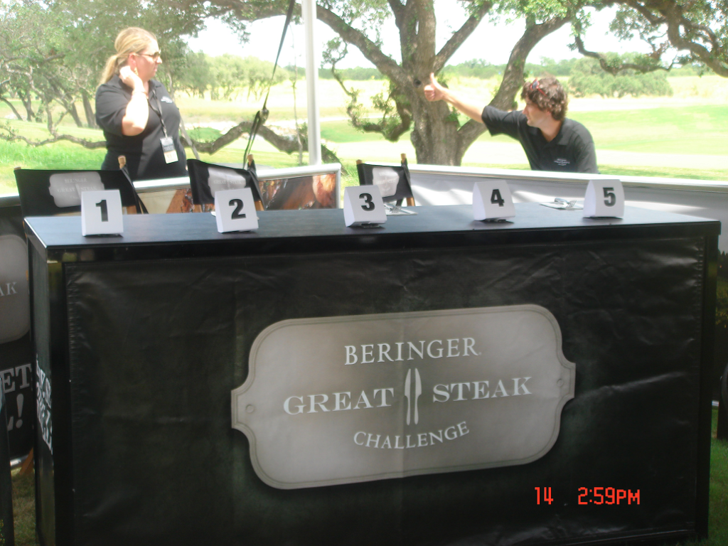 Beringer 2 (judges podium)