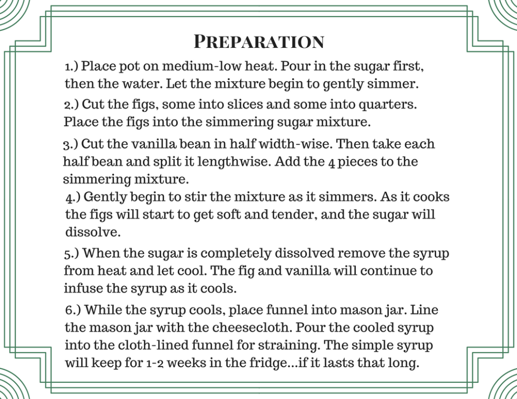 Blog recipe Fig and Simple Syrup p 2