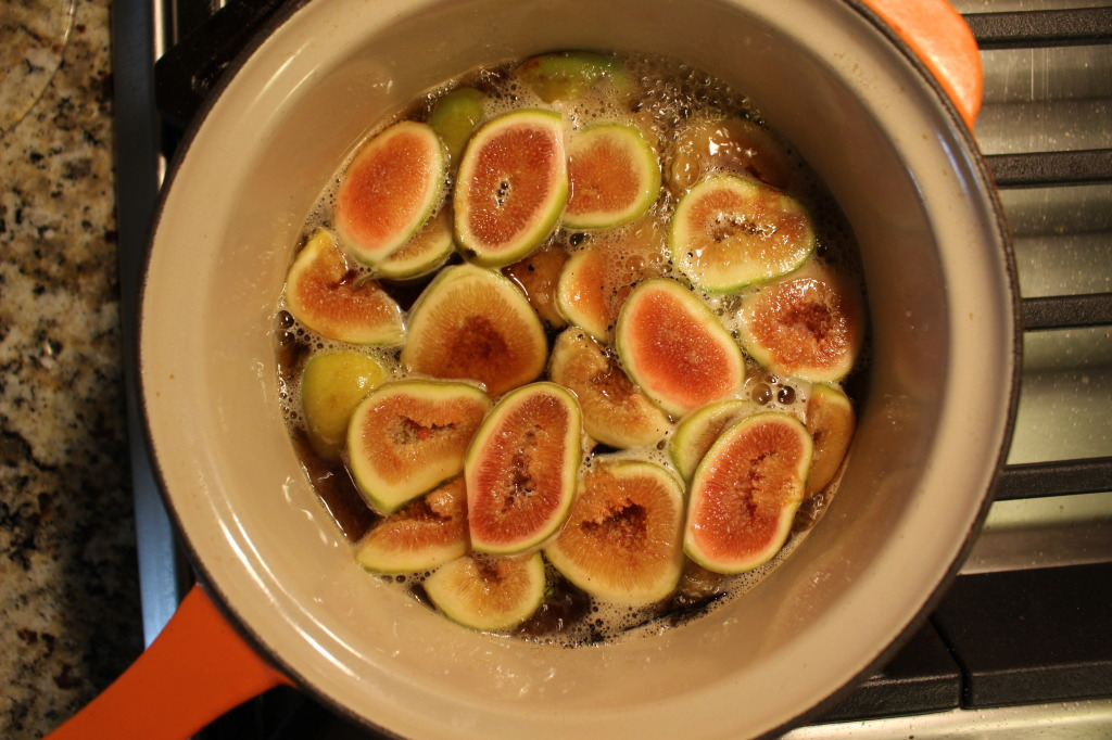 Fig recipe figs cooking