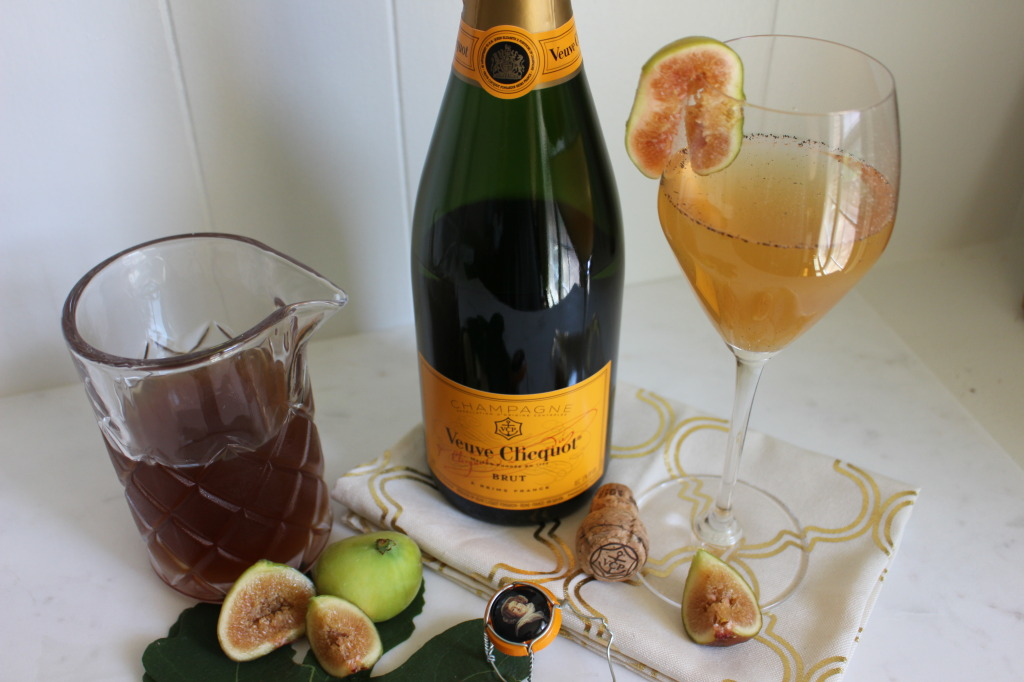 Fig recipe fizzy