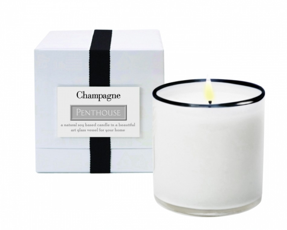 Lafco champagne penthouse candle