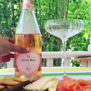 Bubbly Day 2018 Cote Mas Rose