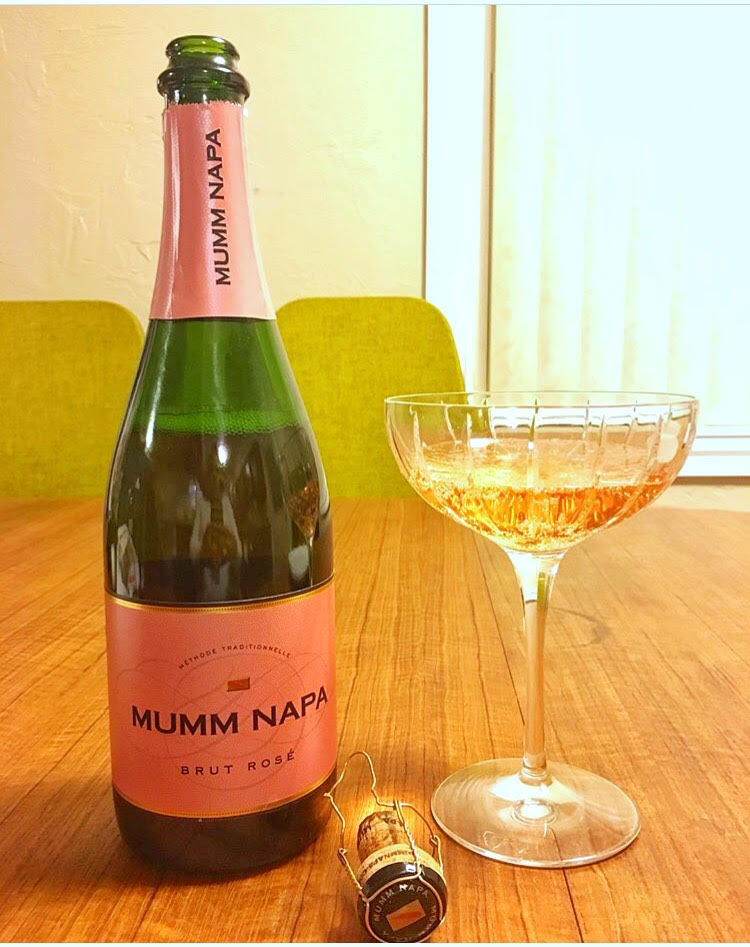 Bubbly Day Mumm Rose