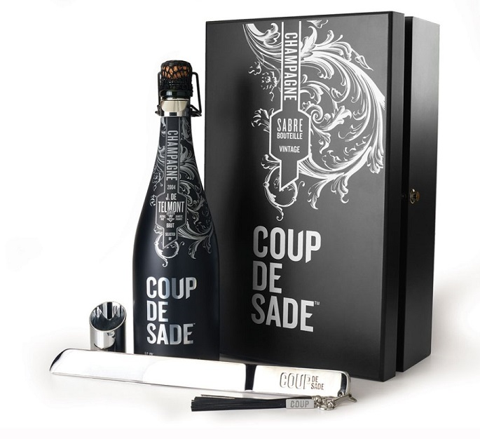 Gift Guide IV Coup de Sade champagne