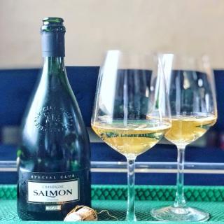 Champagne Salmon pic 1
