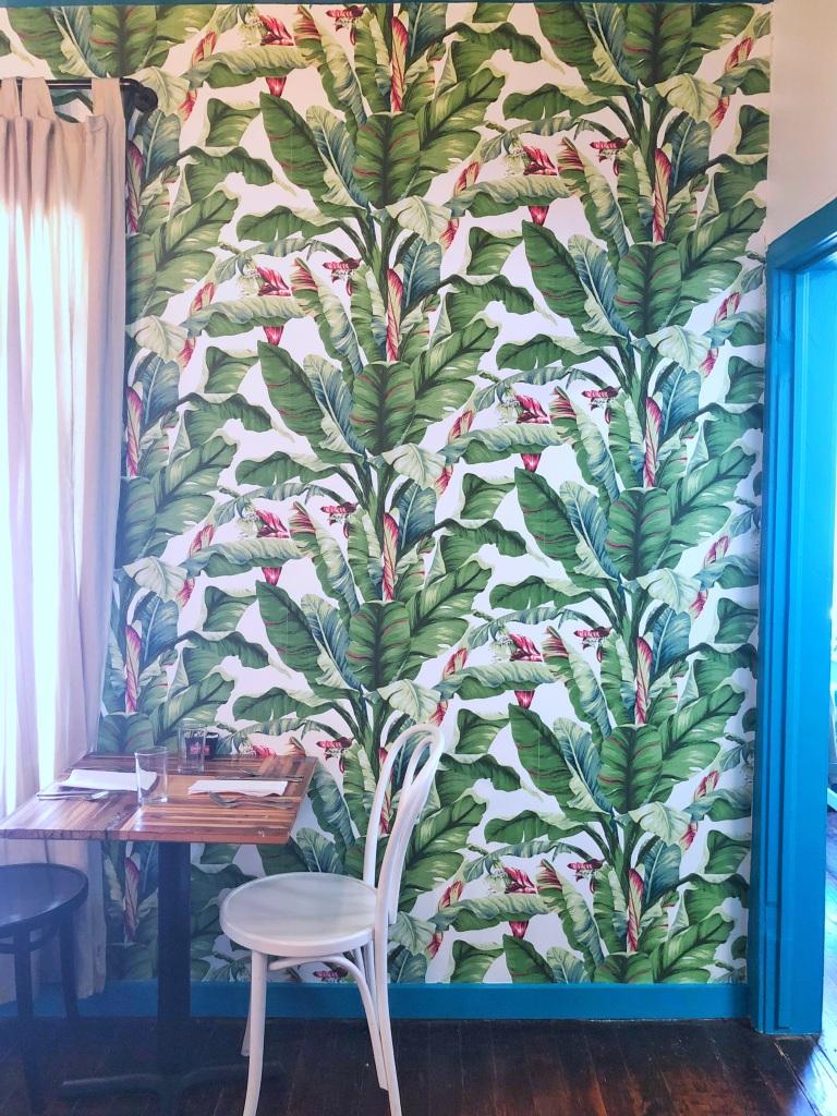 NOLA SA floral wallpaper