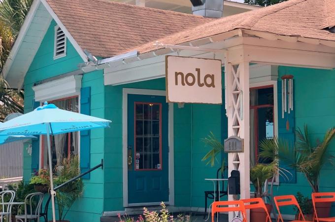 NOLA SA outside facade