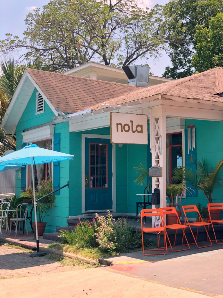 NOLA SA outside facade