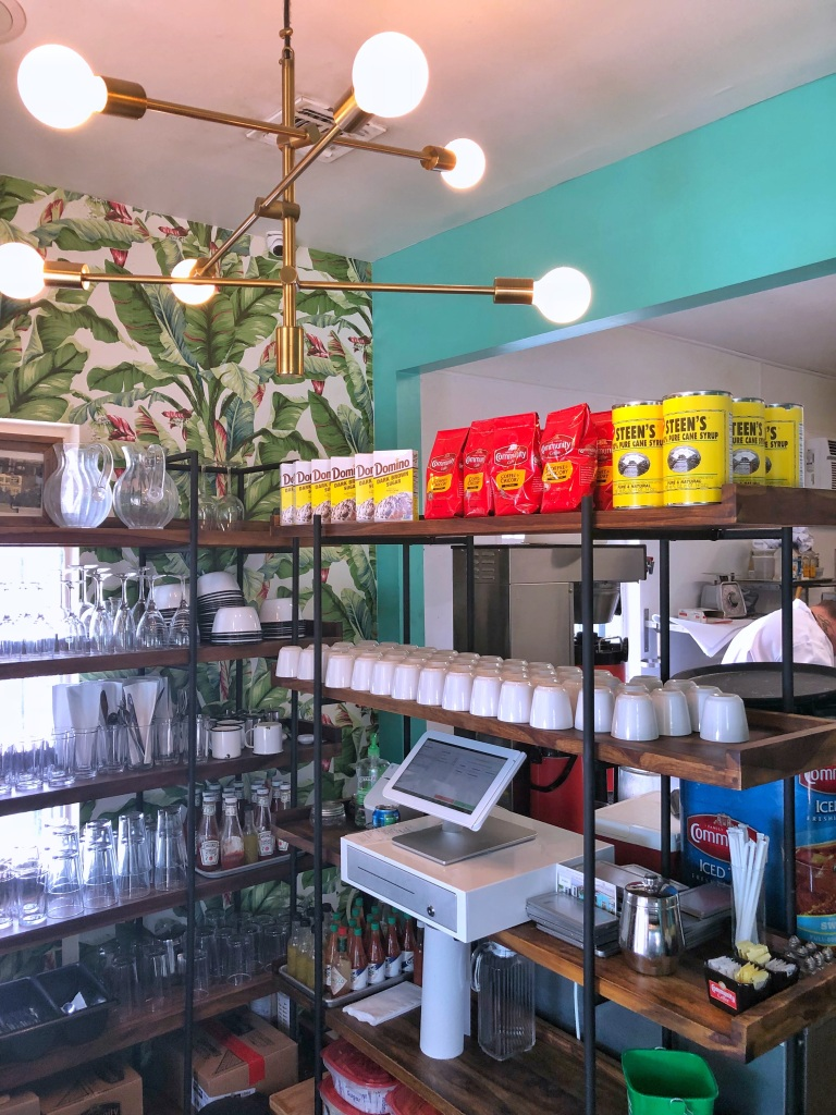 NOLA SA shelf supplies