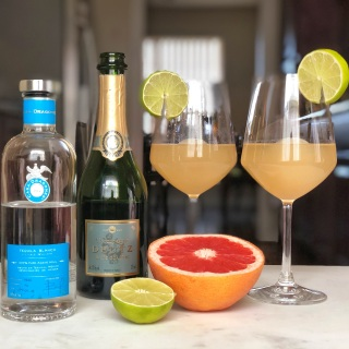 PALOMIMOSA-showing tequila citrus and champagne