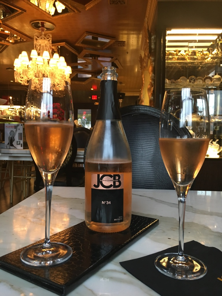 JCB SALON 15 (JCB no 34 rose w flutes)