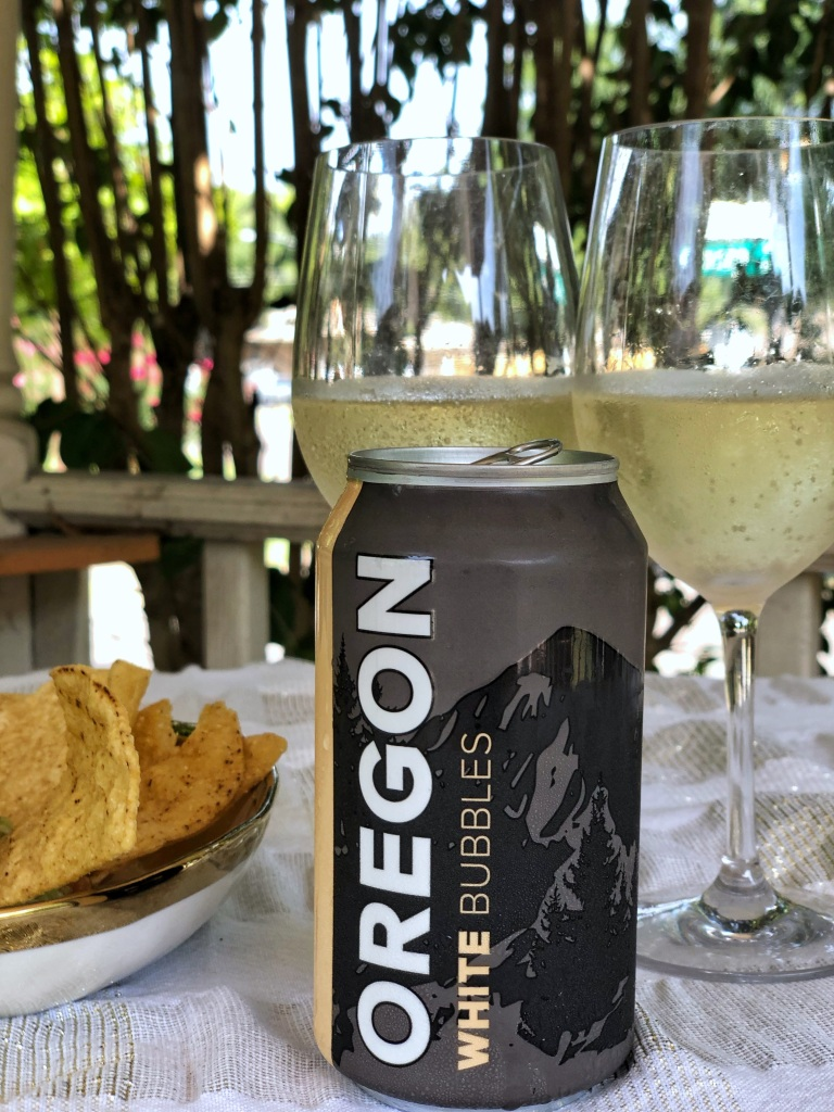 Canned Wine pic OREGON sparkling wine