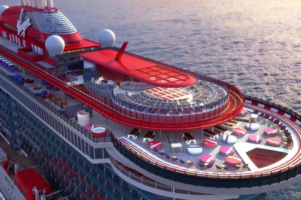Virgin Voyages cruise ship