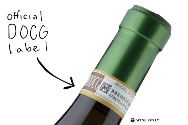DOCG (wine folly)