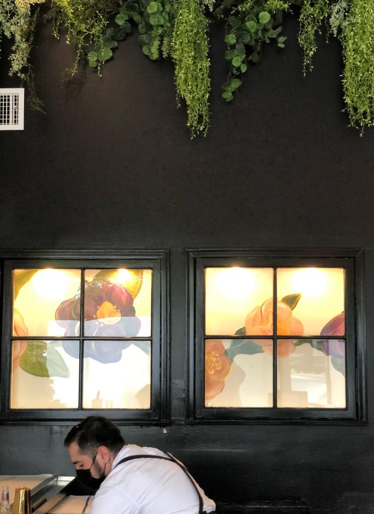 AME bar backdrop