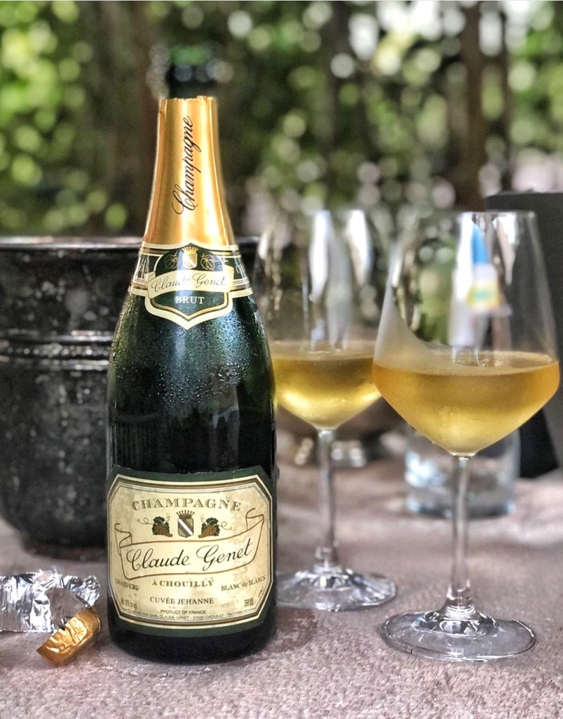 Claude Genet champagne