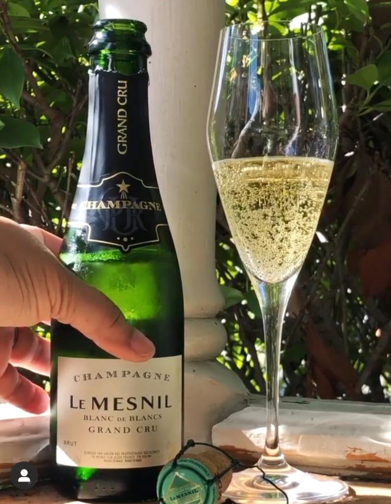 Les Mesnil champagne